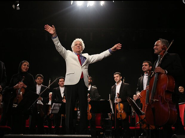 Iranian group asks UN to select maestro Loris Tjeknavorian as peace ambassador