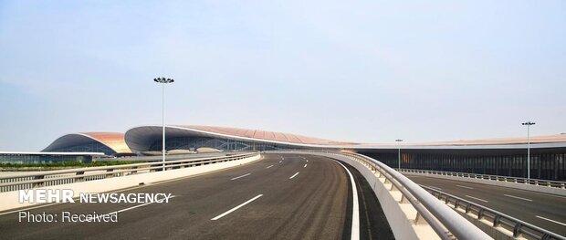 فرودگاه 11 میلیارد دلاری پکن