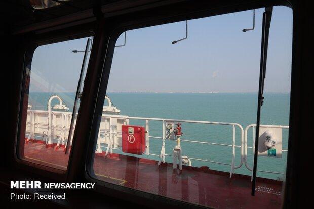 Freeing UK-flagged 'Stena Imero'