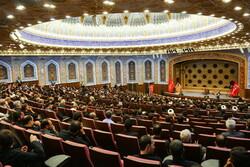 گردهمایی خادمان افتخاری حرم امام حسین(ع) در قم برگزار شد