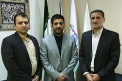 دیدار علیرضا دبیر و رئیس فدراسیون پزشکی ورزشی