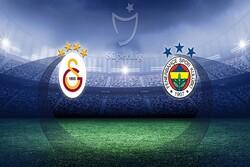 Gözler Galatasaray - Fenerbahçe derbisinde