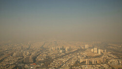 Tehraners breathe 18 days of foul air in summer: report
