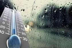 کاهش ۶ درجهای دمای هوای قم طی سهشنبه/ پیشبینی بارش باران