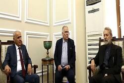 Iran, Armenia discuss parliamentary ties in Tehran