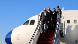 ایرانی وزیر خارجہ تہران پہنچ گئے