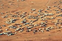 آغاز برچیدن اردوگاه الرکبان سوریه توسط نظامیان روسیه