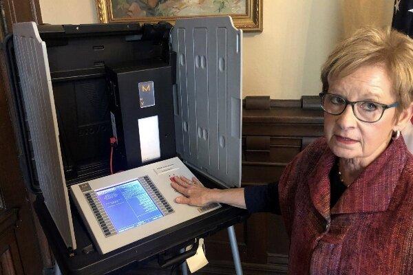 سیستم های انتخابانی در آمریکا به سادگی هک می شوند