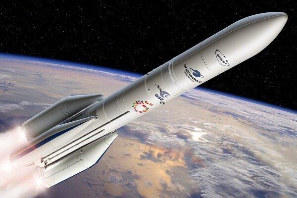آزمایش موفق موتور فضاپیمای آریان ۶