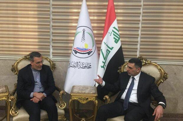 جابري انصاري توجه إلى العراق