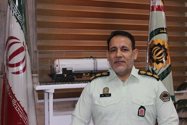 تمهیدات پیشگیرانه پلیس راه آهن ویژه زائران اربعین