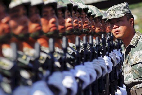 چین تهدید شماره یک ژاپن معرفی شد