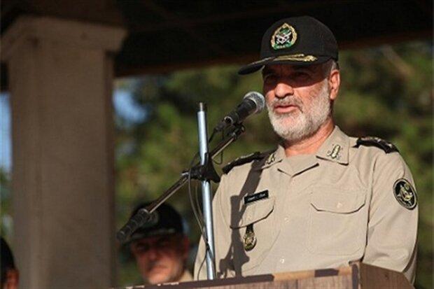 سربازان از ارکان تعیینکننده ارتش جمهوری اسلامی هستند