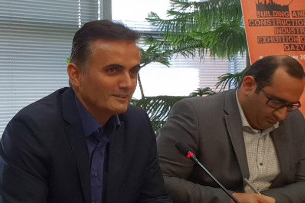 نمایشگاه تخصصی صنعت ساختمان ۱۶ مهرماه در قزوین برگزار می شود