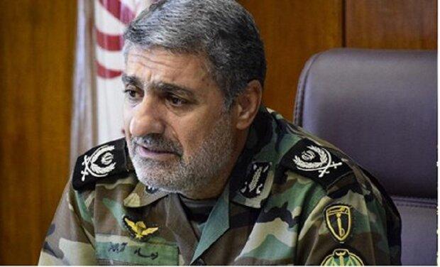 إيران دائما تريد الحفاظ على السلام والأمن في المنطقة