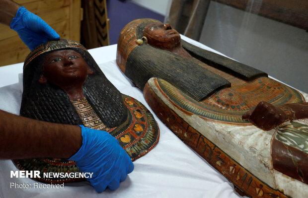 مومیایی های جدید موزه ملی مصر