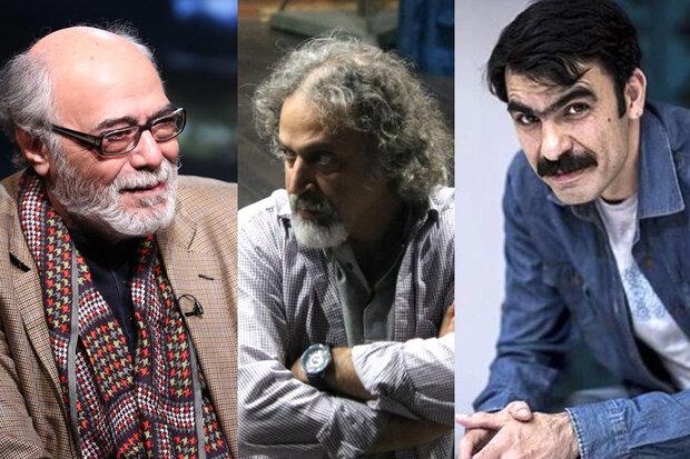 Theater elites honored at Samandarian Awards