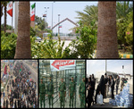 """منفذ """"خسروي"""" الحدودي جاهز لاستقبال زوار يوم الأربعين الحسيني"""