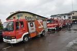 کمبود نیروی انسانی و تجهیزات مهمترین مشکل آتشنشانی سیریک است