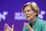 US senator Warren backs protesters in Egypt