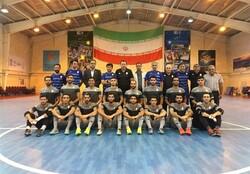 رایزنی مارک ویلموتس برای تیم ملی فوتسال ایران و بازی با بلژیک!