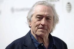 رابرت دنیرو در جشنواره فیلم لندن در برنامه گفتوگو شرکت میکند