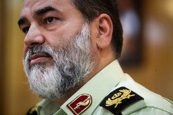 نشست خبری رئیس پلیس بین الملل نیروی انتظامی
