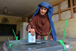 Afganistan′daki cumhurbaşkanlığı seçimlerinden fotoğraflar