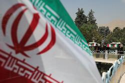 مراسم تشییع پیکر مطهر شهید نیروی انتظامی در زاهدان برگزار شد