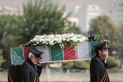 پیکر ۵ شهید گمنام در اصفهان تشییع میشود