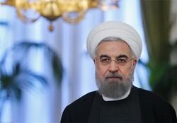 روحاني خطاباً لرئيس المجلس الاوروبي: لا تجعلونا نيأس من أوروبا