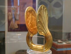 Elamite-era 'ring of power' on show at the National Museum of Iran