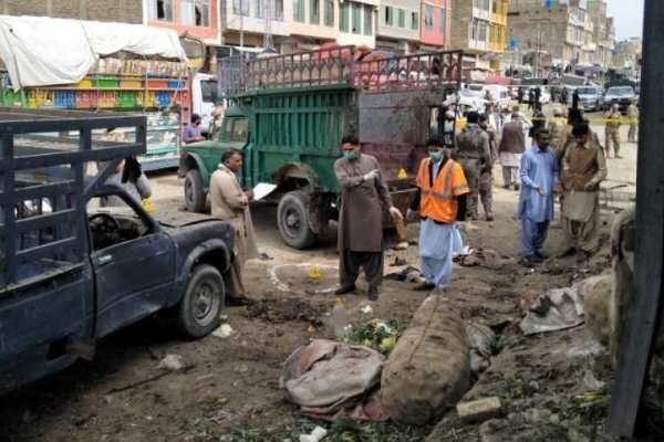 افغانستان میں بارودی سرنگ کے دھماکے میں 9 بچے ہلاک