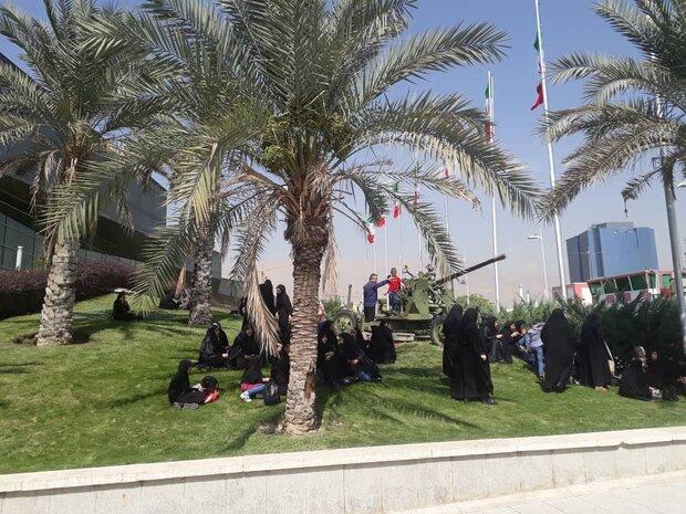 موزه انقلاب اسلامی و دفاع مقدس، سیام صفر تعطیل نیست