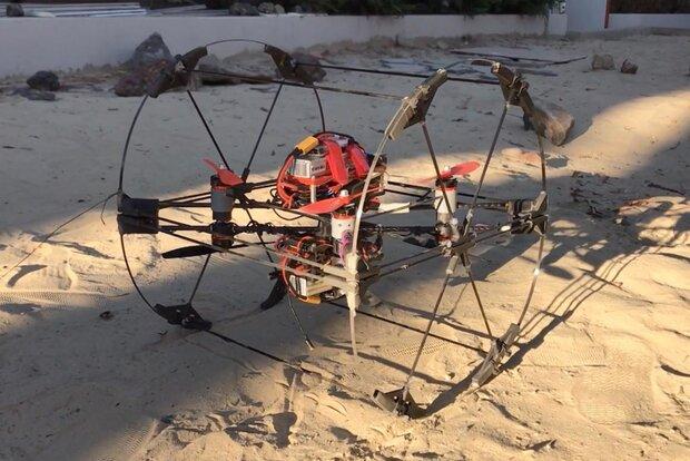 محقق ایرانی ناسا ربات های تغییر شکل دهنده ساخت