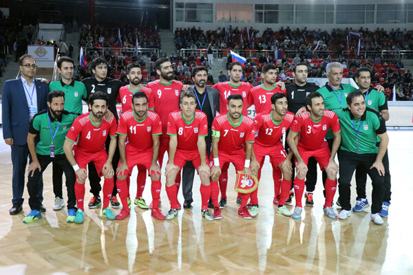 Iran learns fate at 2020 AFC Futsal C'ship