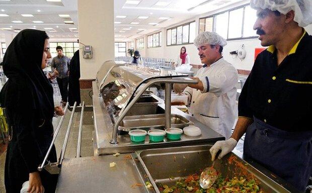 آشپزخانه دانشگاهها تا پایان سال ۹۹ صنعتی و استاندارد می شوند