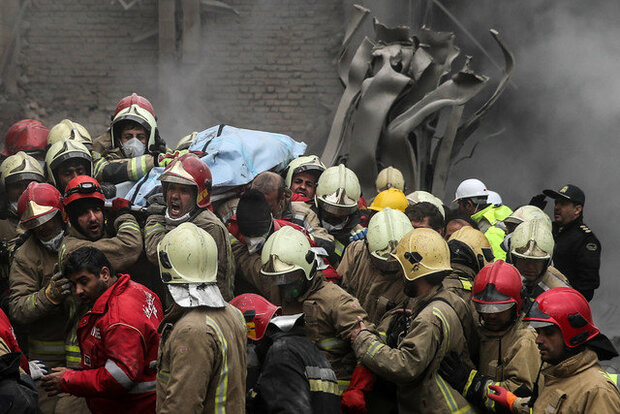For dedicated firefighters who give up their lives to save ours
