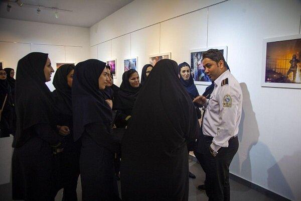 دلاوریهای «قهرمانان شهر من» در نمایشگاه «سخت و نفسگیر»