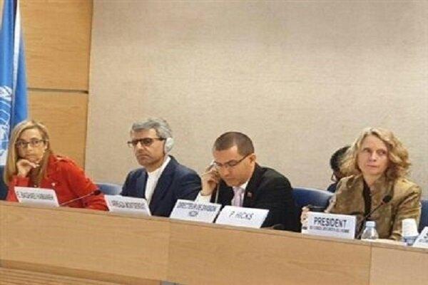 US unilateral sanctions crime against humanity: Iran envoy
