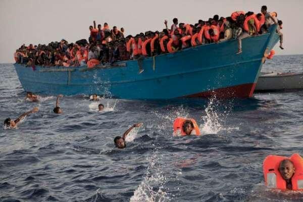 17 مهاجر در سواحل تونس غرق شدند