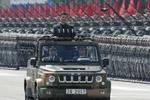 چین بودجه نظامی خود را ۶.۸ درصد افزایش میدهد