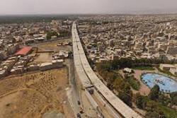 تکمیل رینگ شهری قزوین با ساخت کمربندی سبز