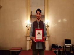 فیلم ذبح جایزه بهترین فیلمنامه جشنواره فیلم پارما را دریافت کرد
