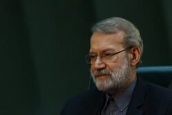 Iran welcomes development of peace, security in Iraq: Larijani