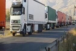 Over 150k trucks transit Bazargan border in H1