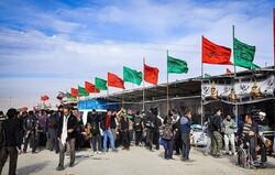 فعالیت موکبهای استان بوشهر تا ۵ روز بعد از اربعین ادامه دارد