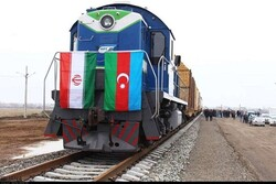 Non-oil exports volume from Astara railway at 37,046 tons in H1