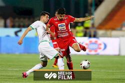 """برسبوليس يقصي """"ماشين سازي تبريز"""" ويتأهل إلى ربع النهائي في بطولة الكأس الإيراني"""