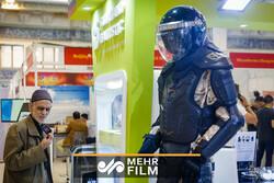 هجدهمین نمایشگاه تجهیزات پلیسی و امنیتی